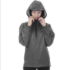 EZRUN Hood Windbreaker Waterproof Running Jacket